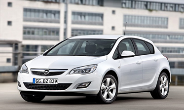 OPEL ASTRA 5 DOORS 1.4 MANUAL TRANSMISSION