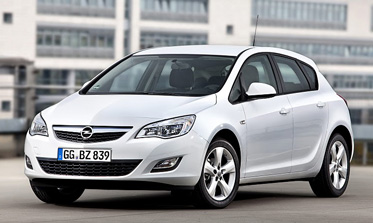 Opel Astra 5 Doors 1.4 Manual