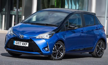 Toyota Yaris 2018 Manual 6 speed