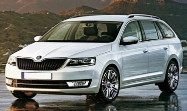 Skoda Octavia Station Wagon Automatic